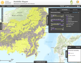 WRI Suitability Mapper