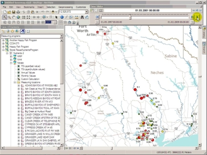 WISKI Extension for ArcGIS