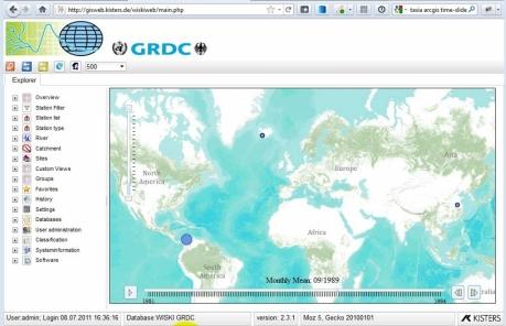 WISKI Web Mapping