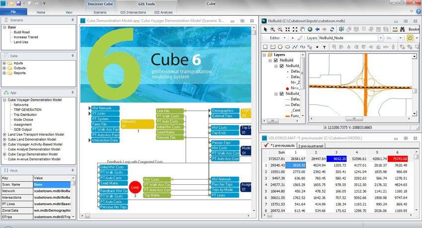 Cube Base