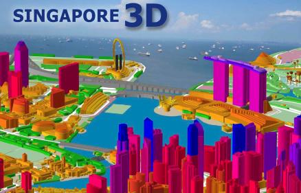 Digital Maps Worldwide