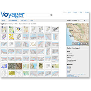 Voyager Search