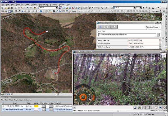 Video KLV & Telemetery Tool, VKAT