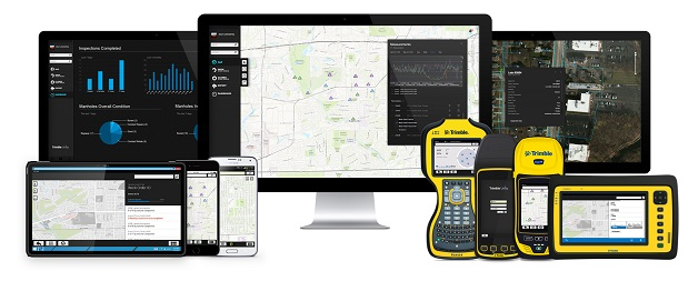 Trimble Unity Software for Water and Wastewater