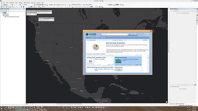 ArcGIS Online Data Integration