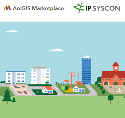 IP ALKIS for ArcGIS