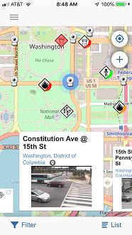 Traffic Camera Video API