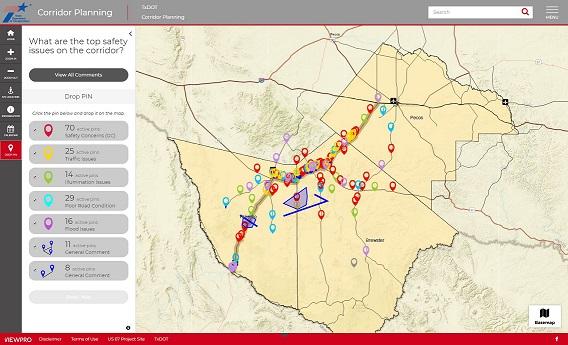 GeoComment - GIS for Public Participation