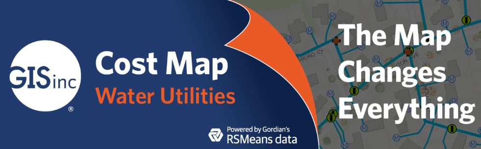 Cost Map for Water Utilities