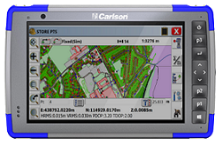 Carlson SurvPC powered by Esri®